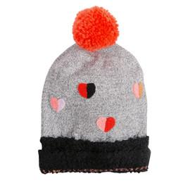 Catimini Ethno City Conte D'Hiver Pom Pom Hat
