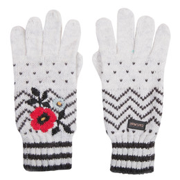 Catimini Graphic Floral Ma De Moizele Gloves