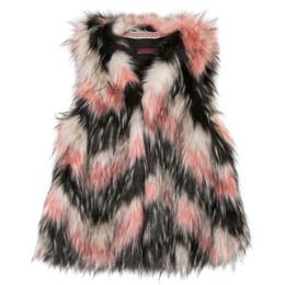 Catimini Conte D'Hiver Faux Fur Vest