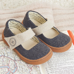 Livie & Luca Carta II Shoes - Charcoal (Fall 2017)