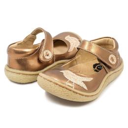Livie & Luca Pio Pio Shoes - Copper Metallic (Fall 2017)