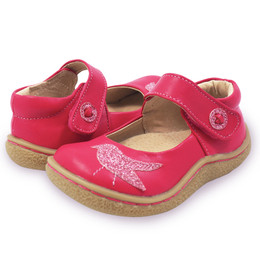Livie & Luca Pio Pio Shoes - Hot Pink (Fall 2017)