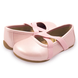 Livie & Luca Aurora Shoes - Pink Shimmer (Fall 2017)