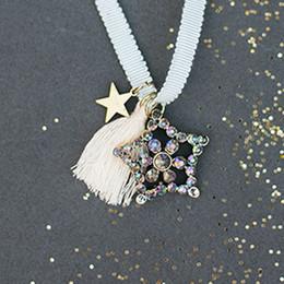 Joyfolie Star Tassel Necklace