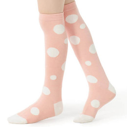 Paper Wings Socks - Pink Spots