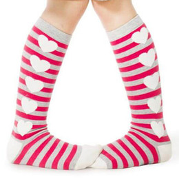 Paper Wings Socks - Pink Stripes