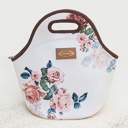 Joyfolie Floral Lunch Tote