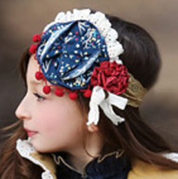 Mustard Pie Woodland Magic Colette Headband