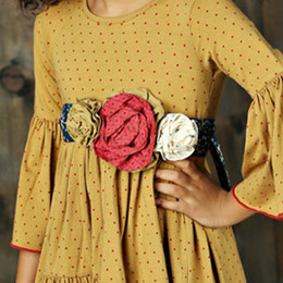 Mustard Pie Woodland Magic Alice Wrap (Belt / Headband)