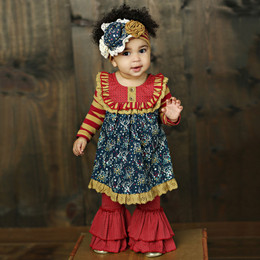 Mustard Pie Woodland Magic Baby Layla 2pc Set (*Now up to 4T!*)