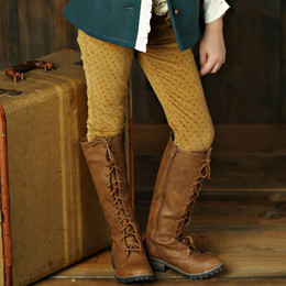 Mustard Pie Woodland Magic Corduroy Skinnies - Gold