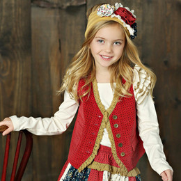 Mustard Pie Woodland Magic Romy Vest