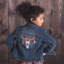 Jak & Peppar Wild Hearts Hinkley Jacket