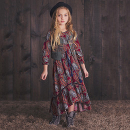 Jak & Peppar Wild Hearts Sienna Dress