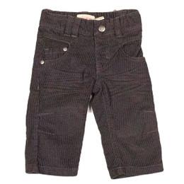 Deux Par Deux Petit Gentleman Cord Pants - Castlerock