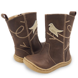 Livie & Luca Pio Pio Boots - Brown (Fall 2017)