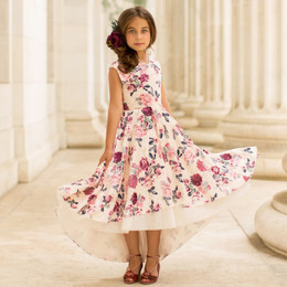 Joyfolie Holiday Juliette Dress - Snow