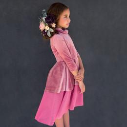 Joyfolie Holiday Nina Dress - Rose