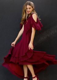 Joyfolie Holiday Cynthia Dress (Women's) - Berry