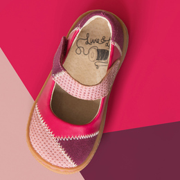 Livie & Luca Sweet Remnants Limited Edition Shoe - Magenta