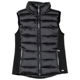 Mayoral Puffer Vest w/Hidden Hood - Negro