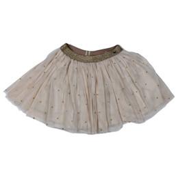 Mayoral Stars Tulle Skirt - Mazapan