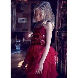 Tutu Du Monde Jewels Of The Palisades Blooming Rose Tutu Dress - Holly