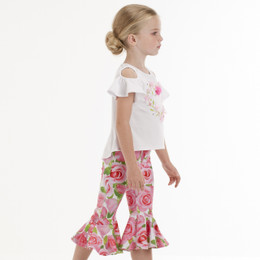 Kate Mack Rose Parfait Pant - Pink