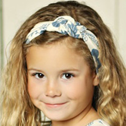 Mustard Pie Amber Fields Gidget Headwrap - Navy