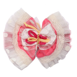 Isobella & Chloe Banana Split Hard Headband - Pink