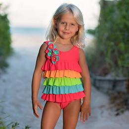 Isobella & Chloe Poppy Pink 2pc Tankini Swimsuit - Pink