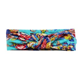 Jak & Peppar Aquamarine Gypsy Headband - Aquamarine