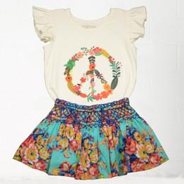 Jak & Peppar Aquamarine Avonlea Skirt Set - Aquamarine