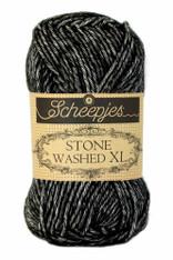 Scheepjes Stone Washed XL-Black Onyx 843
