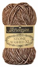 Scheepjes Stone Washed XL-Brown Agate 862