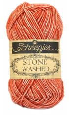 Scheepjes Stone Washed-Coral 816