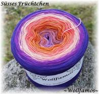 Wollfamos - Susse Fruchtchen  (10-3)
