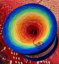 Wollfamos - Rainbow (15-3)