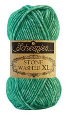 Scheepjes Stone Washed XL- Malachite 865