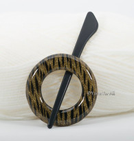 Shawl Pin - 8
