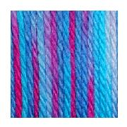 Colour Works-Blue/Red Splash