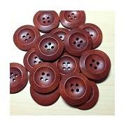 Wooden Buttons Peru