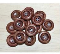 Wooden Buttons Peru 1