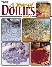 A Year of Doilies-Book 5