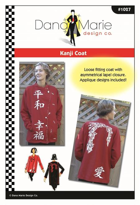 Kanji Coat