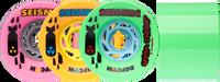 Seismic Longboard wheels - 73mm Speed Vent Wheels