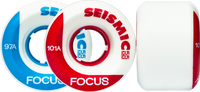 Seismic Longboard wheels - 55mm Focus Wheels