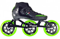 Luigino - Strut Speed Skate Package - 3 wheel