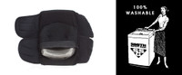 Smith Scabs Safety Gear - Black Elite Knee Pads -