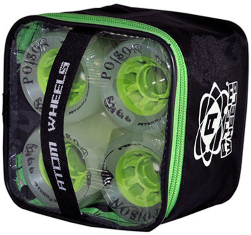 Atom Skates - Quad Wheel Bag -  Roller Derby Bag